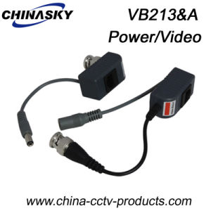 Power Video Transmitter and Receiver Via LAN Cable (VB213&A) pictures & photos