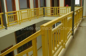FRP/GRP Handrails, New Fibreglass/GRP Safety Railing pictures & photos