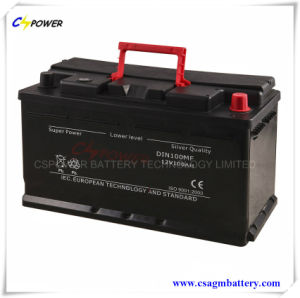 12V100ah Rechargeable Sealed Lead-Acid Battery for Solar Power pictures & photos