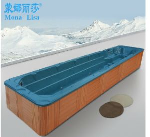 Monalisa 10 Meter Oceanside Acrylic Outdoor Swimming SPA Pool M-3326 pictures & photos