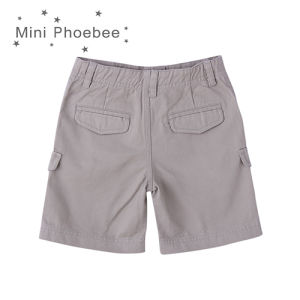 100% Cotton Fashion Children′s Wear Kids Garment Boys Shorts pictures & photos