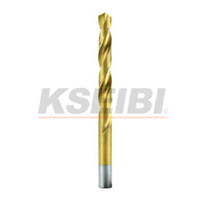 Full Grounded Drill Bit for Metal Kseibi HSS Titanium Coated Metal Drill Bits pictures & photos