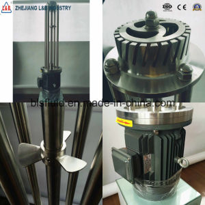 Stainless Steel High Speed Dispersing Emulsifier, High Shear Homogenizer pictures & photos