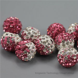 High Quality Rhinestone/Crystal Shamballa Bracelet in Bulk pictures & photos