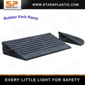 Kr-A27-up-12m Rubber Kerb Ramp Kerb Ramp pictures & photos