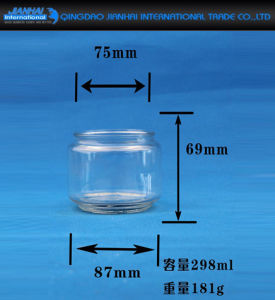 Multi-Functional Glass Jar for Candle Holder and Food Storage pictures & photos