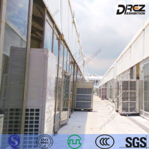 High Performance Outdoor Air Cooling Unit for Glass Walll Tent