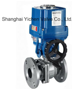 Electric Float Ball Valve (Q941F) pictures & photos
