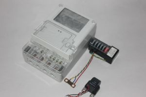 Electronices Meter Case with CT 60A pictures & photos