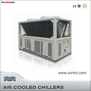 High Efficiency Air Cooled Scroll Industrial Water Chiller 13kw pictures & photos