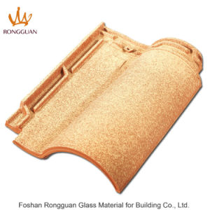 Clay Roof Tile Roman Tile Interclocking Water Proof Roof Tile (R1-A002) pictures & photos