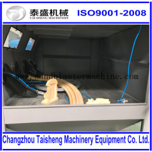 New design manual pressure sandblast cabinet