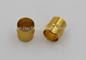 CNC Lathe Parts/ Automatic Lathe Precision Aluminum Parts pictures & photos