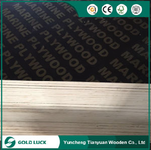 Melamine E1 Grade Concrete Formwork Panels Shuttering Plywood 4X8 pictures & photos