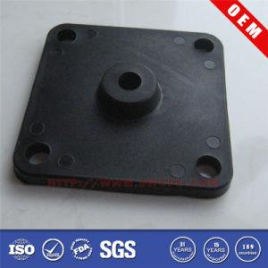Hard-Wearing Plastic Tray Black Platform (SWCPU-P-P362) pictures & photos