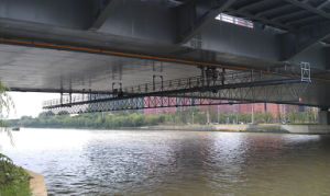 35m Suspended Platform Bridge China Non Standard pictures & photos