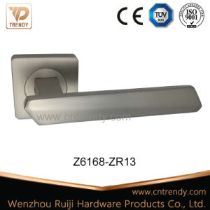 Double Arch Design, Solid Heavy Feeling Door Lever Handle (Z6323-ZR13) pictures & photos