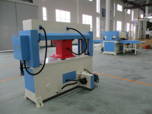 Hydraulic Movable Head Die Cutting Press pictures & photos
