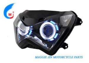 Motorcycle Parts Motorcycle HID Head Light for Z250 pictures & photos