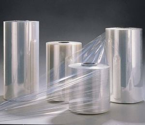 Supper Transparent Polyolefin Shrink Film Rolls Approved by FDA, From Yiwu China pictures & photos