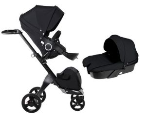 360 Rotatable and Directional Front Wheel Baby Stroller pictures & photos
