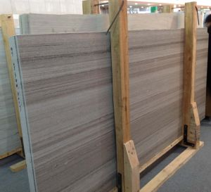 Crystal Wooden Marble, Marble Tiles and Marble Slabs pictures & photos