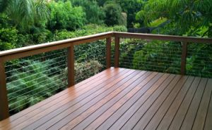 Customized Stainless Steel Cable Railing pictures & photos
