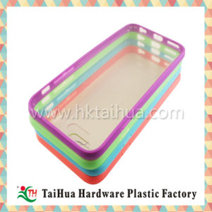 Top Selling Ultra-Thin Electroplated Transparent TPU Mobile Phone Case pictures & photos