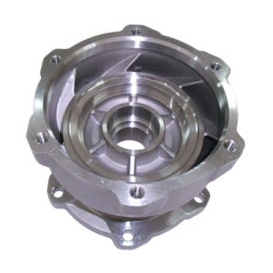 Stainless Steel Pump by Investment Casting/Sand Casting