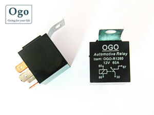 Ogo Branded Automotive Relay 12V 60A pictures & photos