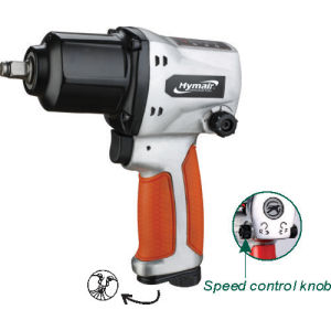 3/8′′ Air Impact Wrench (twin Hammer) (AT-5031N) pictures & photos