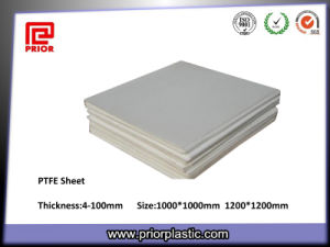 PTFE White Pure Teflon Plate with 1000X1000mm pictures & photos