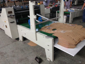 Automatic Paper Box Window Patching Machine pictures & photos