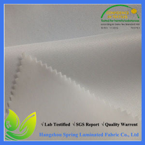 Washable Laminated Machine Washable Hypoallergenic Queen Mattress Encasement pictures & photos