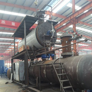 Hot Sale Continuous Processing Line for Mushroom Farm pictures & photos