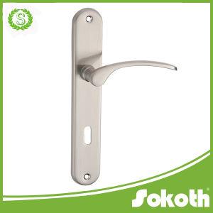 New Model Classical Eur Aluminum Door Handle, Lever Handle pictures & photos