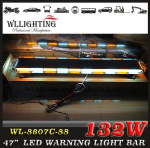 COB LED Police Emergency Super Bright Warning Light Light Bar Wl-8607c-88 (LED-LIGHT-BAR) pictures & photos