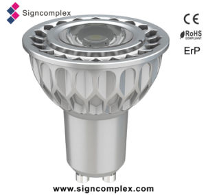 COB Economy LED Spotlight GU10/MR16 with CE RoHS ERP pictures & photos