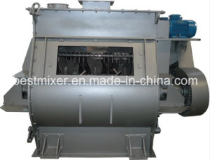 Twin Shaft Paddle Mixer of Fertilizer pictures & photos