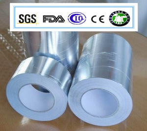 Industrial Use Aluminum Foil for Adhesive Tape Aolly 8011-0 0.038mm pictures & photos