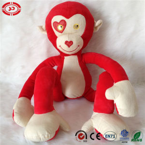 Monkey Red Plush Toy Stretchkins Plush for Kids Toy pictures & photos