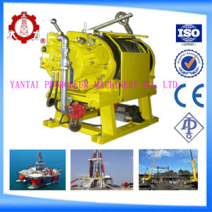 Air Winch with Large Cable Storage for Drilling Rigs pictures & photos