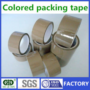 Weijie Strong Adhesive Colorful BOPP Packaging Tape by Professional Tape Factory pictures & photos