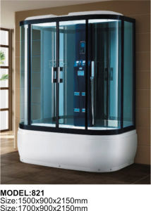 Sector Complete Steam Shower Room