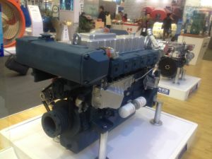 410HP 1800rpm Yuchai Marine Diesel Engine Fishing Boat Engine pictures & photos