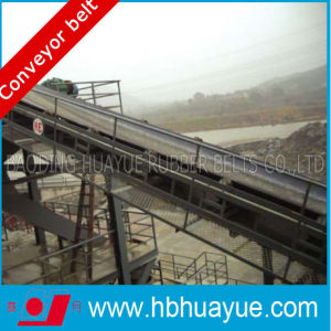 High Abrasion Resistant Rubber Conveyor Belt for Chrome Ore pictures & photos