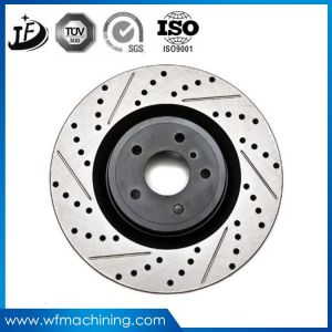 OEM Customizd Steel Casting Iron Foundry/Casting Motorcycle Brake Discs pictures & photos