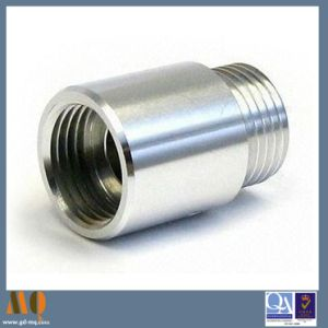 CNC Lathe Turning Parts Manufacturer with CNC Threaded Turning Part pictures & photos