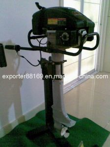 High Quality Outboard Motor (6HP, 4stroke) pictures & photos