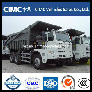 Sinotruk 6X4 HOWO 60ton Mining Dump Truck pictures & photos